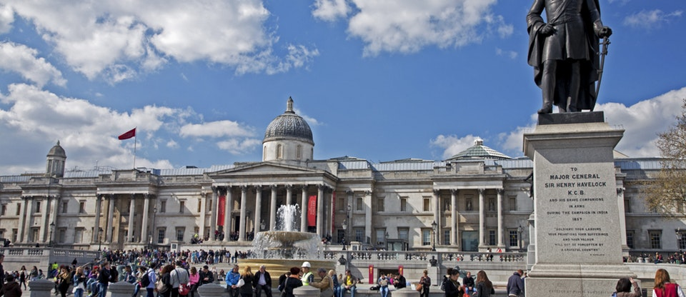 National Gallery - Tourist Attractions In London