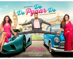 New Bollywood Movie Teaser Of De De Pyaar De