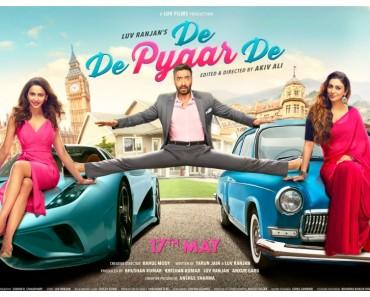New Bollywood Movie Teaser Of De De Pyaar De