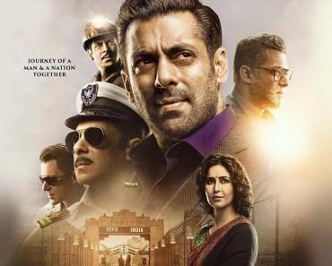 New Bollywood Movie Trailer Of 'Bharat