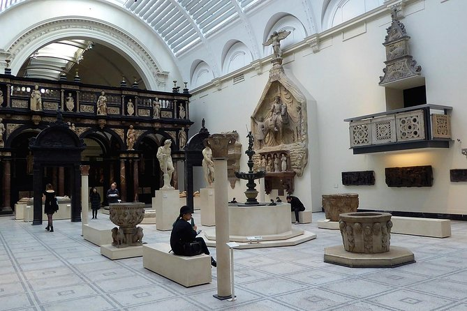 Royal Victoria and Albert Museum - Tourist Attractions In London