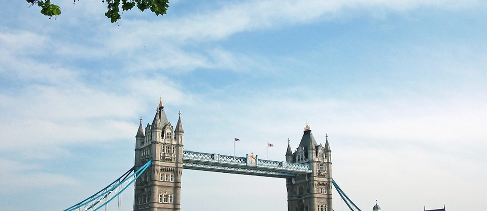 Tower Bridge - Tourist Attractions In London