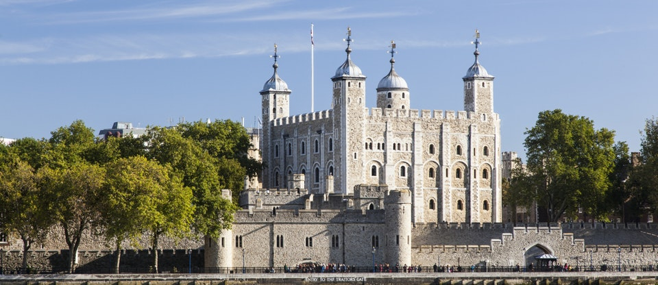 Tourist Attractions In London -Tower of London