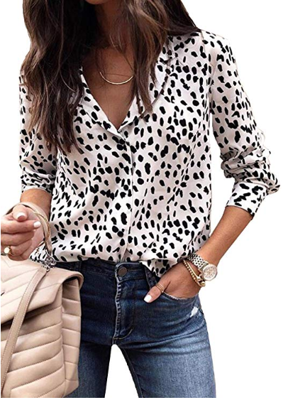 A fun blouse