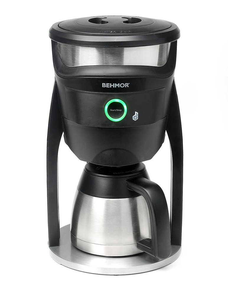 Behmor Connected Customizable Temperature Control Coffee Maker,