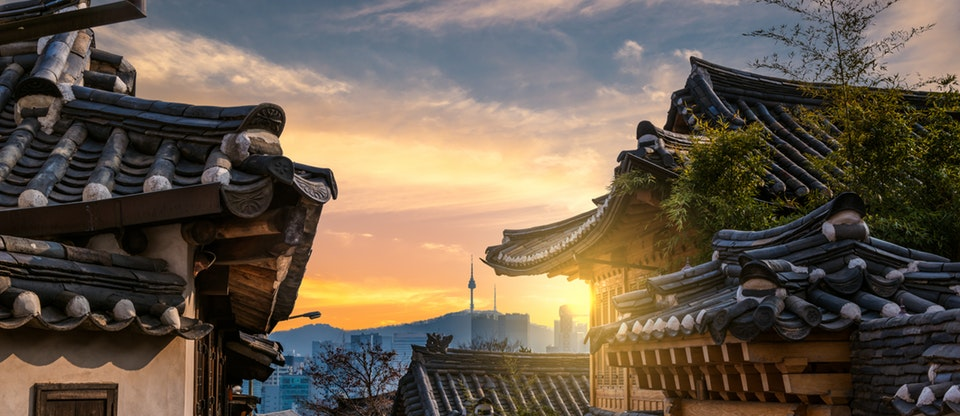 Bukchon Hanok Village - Tourist Destinations In Seoul