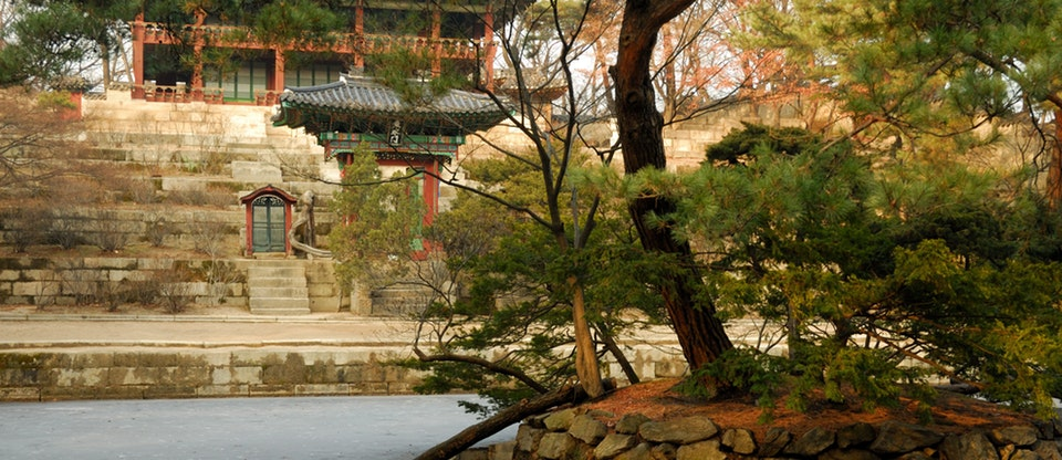 Tourist Destinations In Seoul- Changdeokgung - Tourist Destinations In Seoul