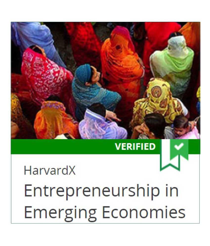 Entrepreneurship in Emerging Economies