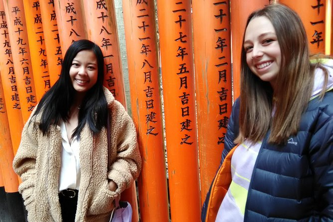Tourist Destinations In Kyoto- Fushimi Inari-taisha Shrine