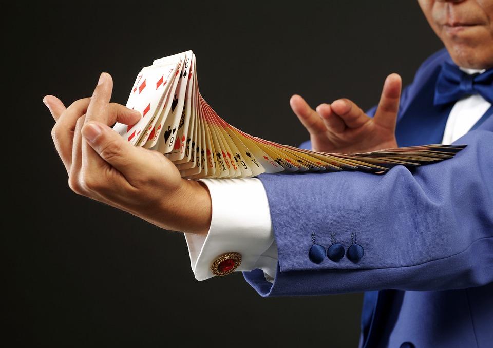 Hire A Magician