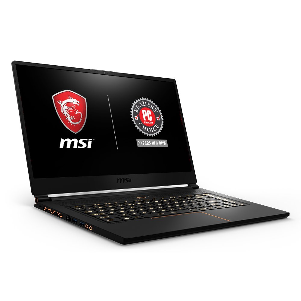 MSI GS65 Stealth THIN-051 - Top Performers Gaming Laptops