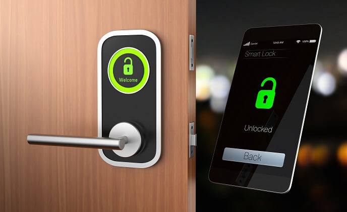 Mobile Device As Door Key