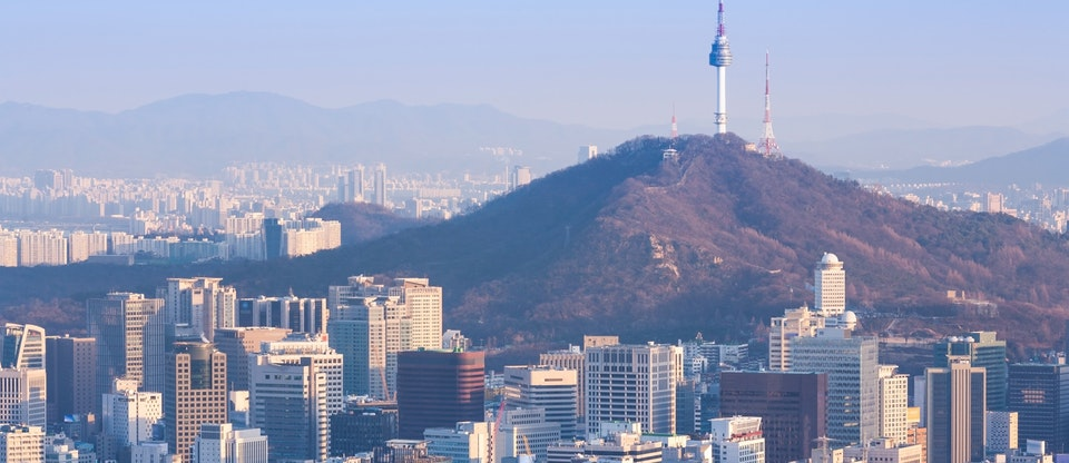 N Seoul Tower & Namsan - Tourist Destinations In Seoul