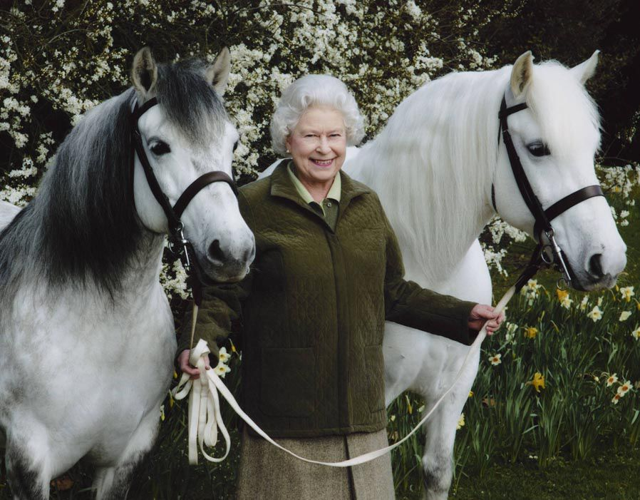 Queen Elizabeth II - Love Of Horse Racing