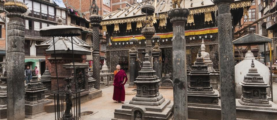 Seto Machhendranath Temple