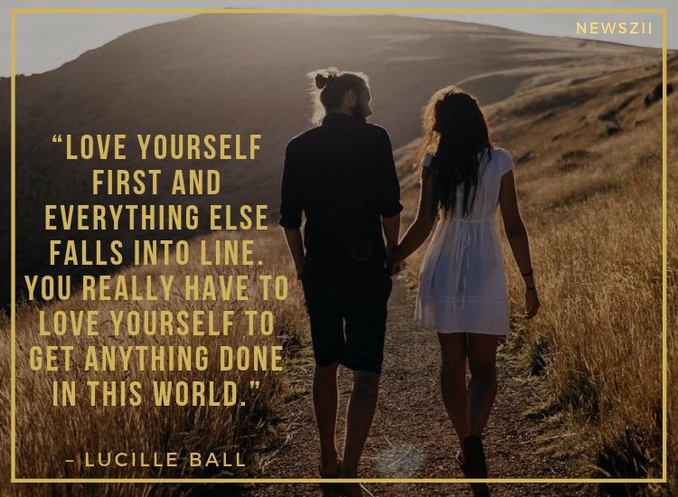 – Lucille Ball