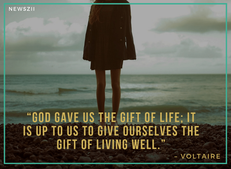– Voltaire