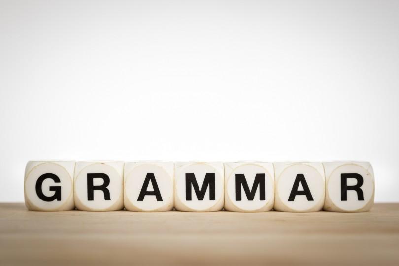 Grammar Mistakes