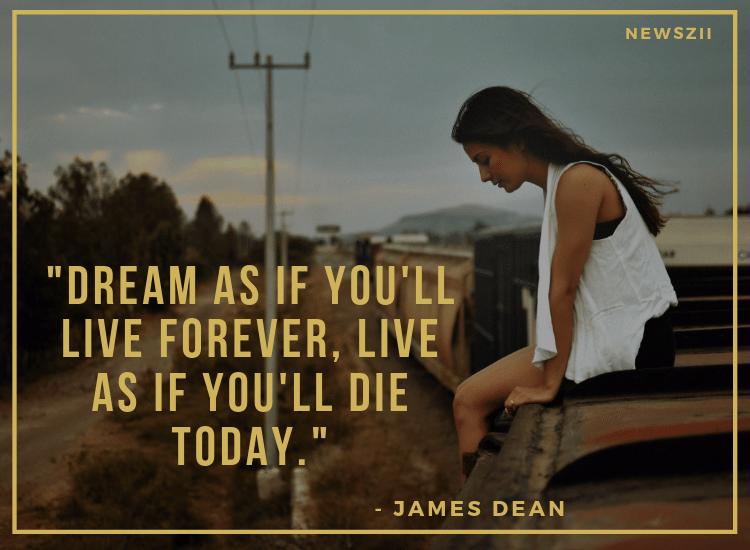 - James Dean