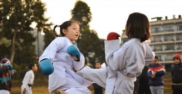 Mixed Martial Art (MMA) Training