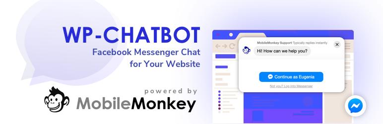 MobileMonkey's WP-Chatbot