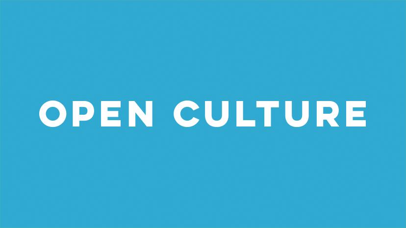 Open Culture Online Courses