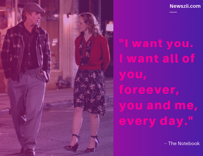 -- The Notebook