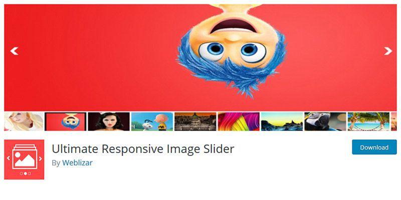 Ultimate Responsive Image Slider
