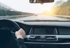Chauffeur-driven
