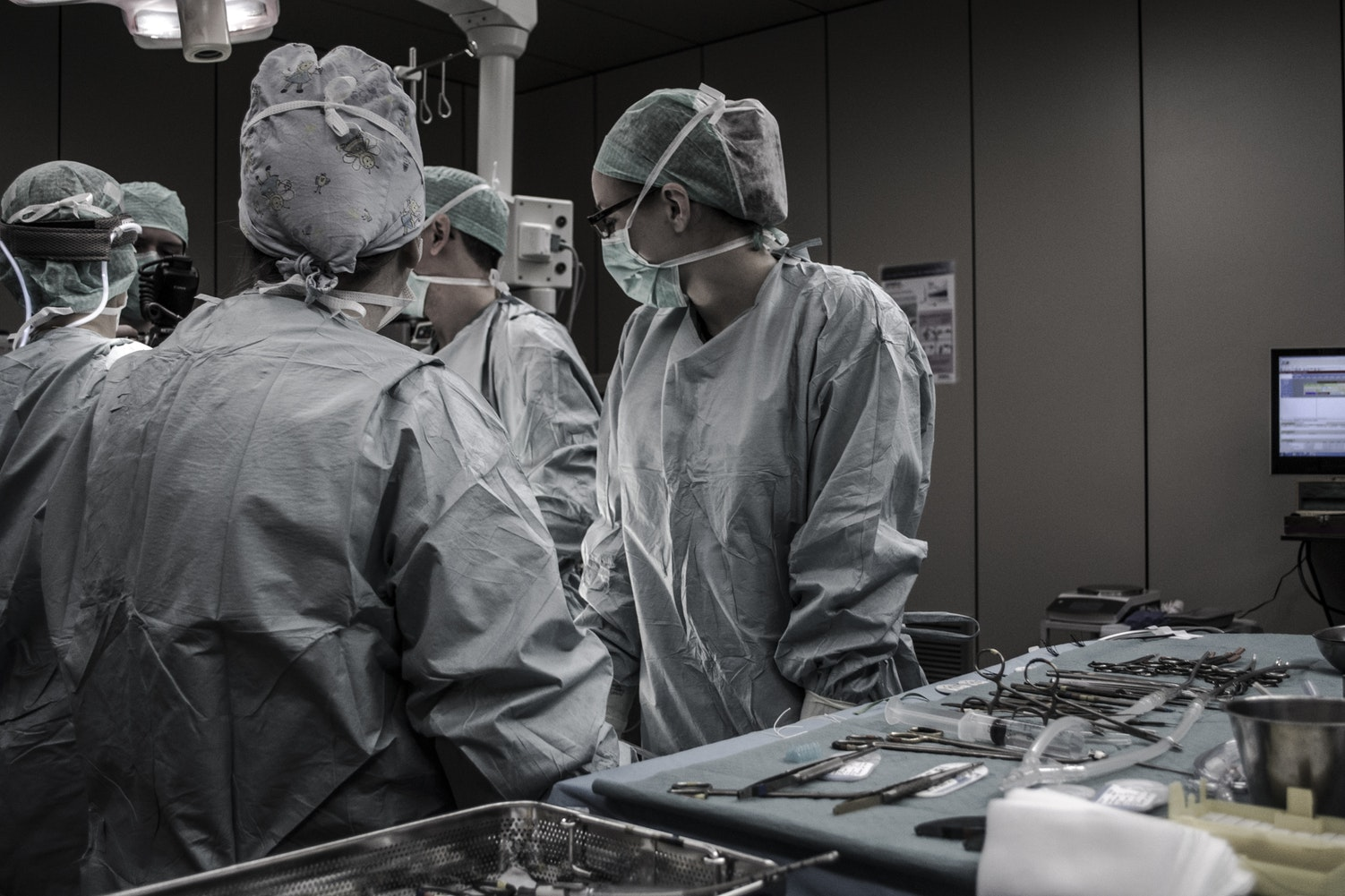 laparoscopic hernia repair
