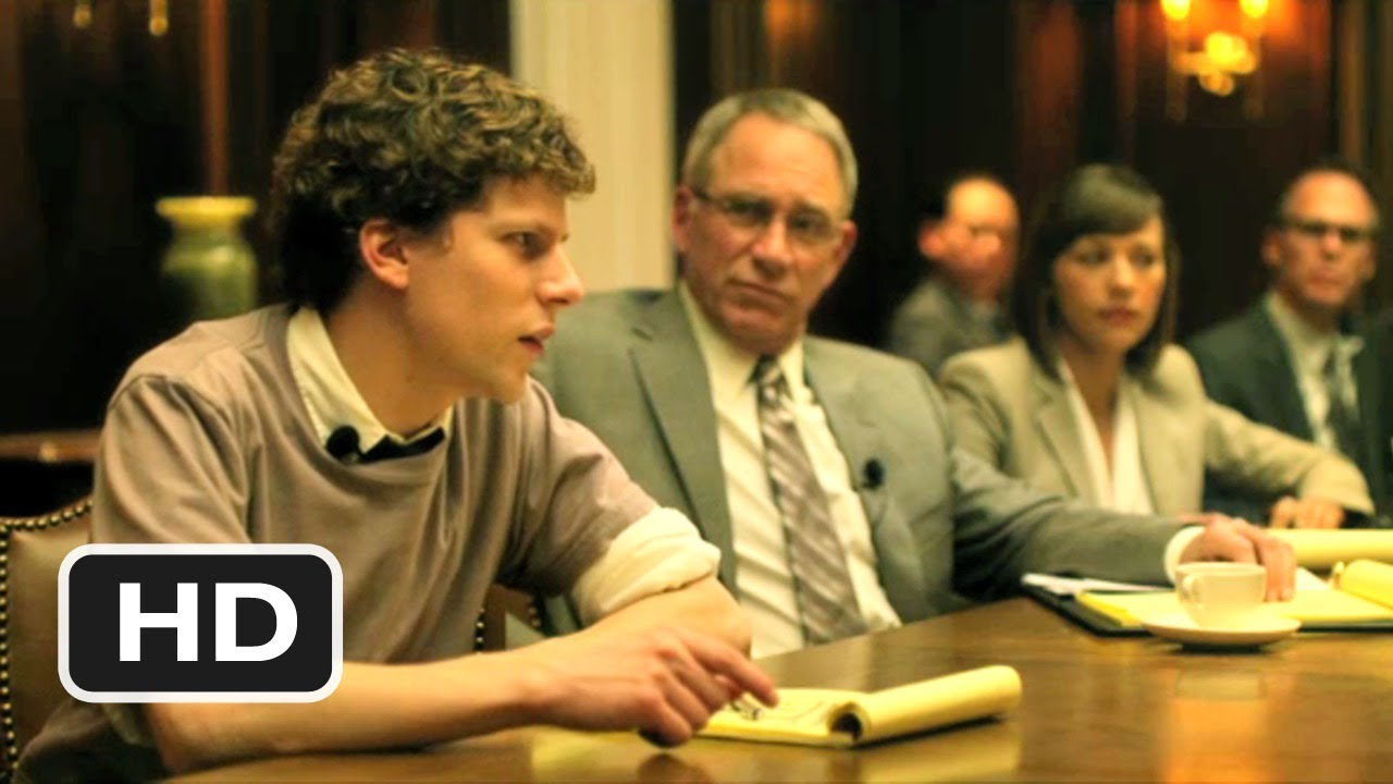 social network film stream