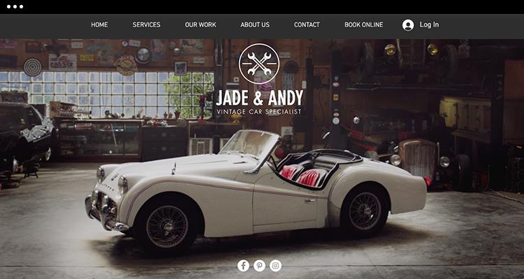 1 Vintage Car Garage