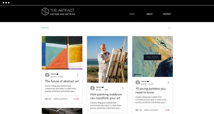 4 Art & Culture Blog