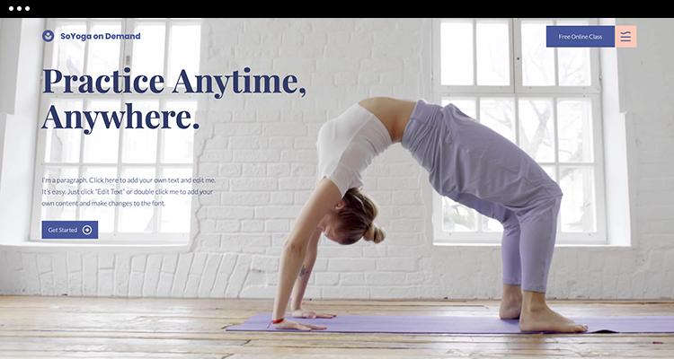 Yoga on Demand