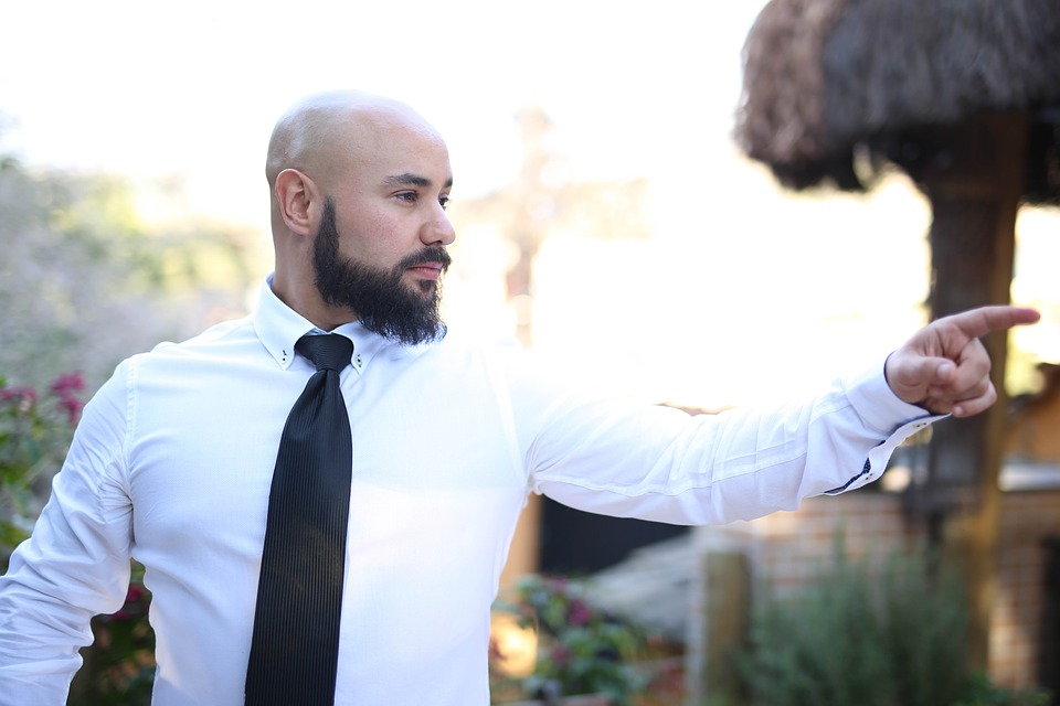 Black Tie, White Tie