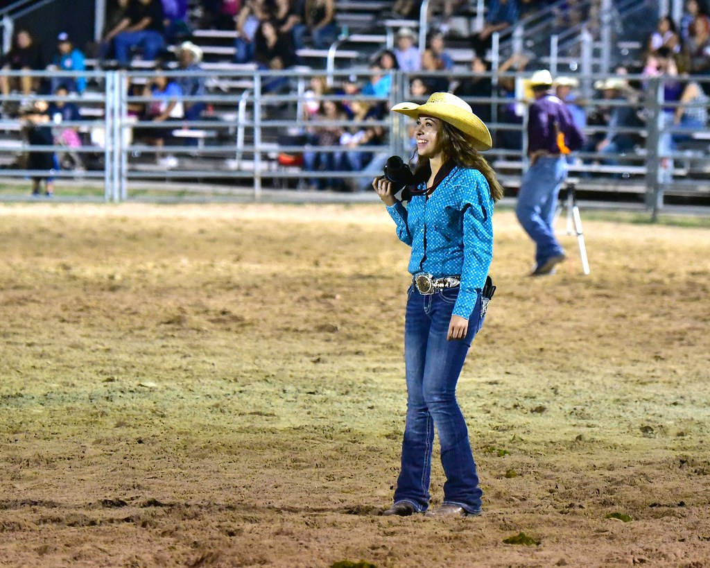 Bull Riding Competition