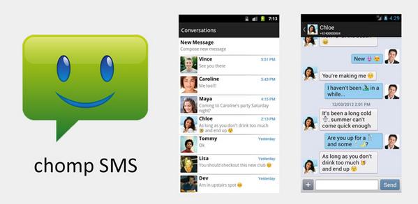 Chomp SMS