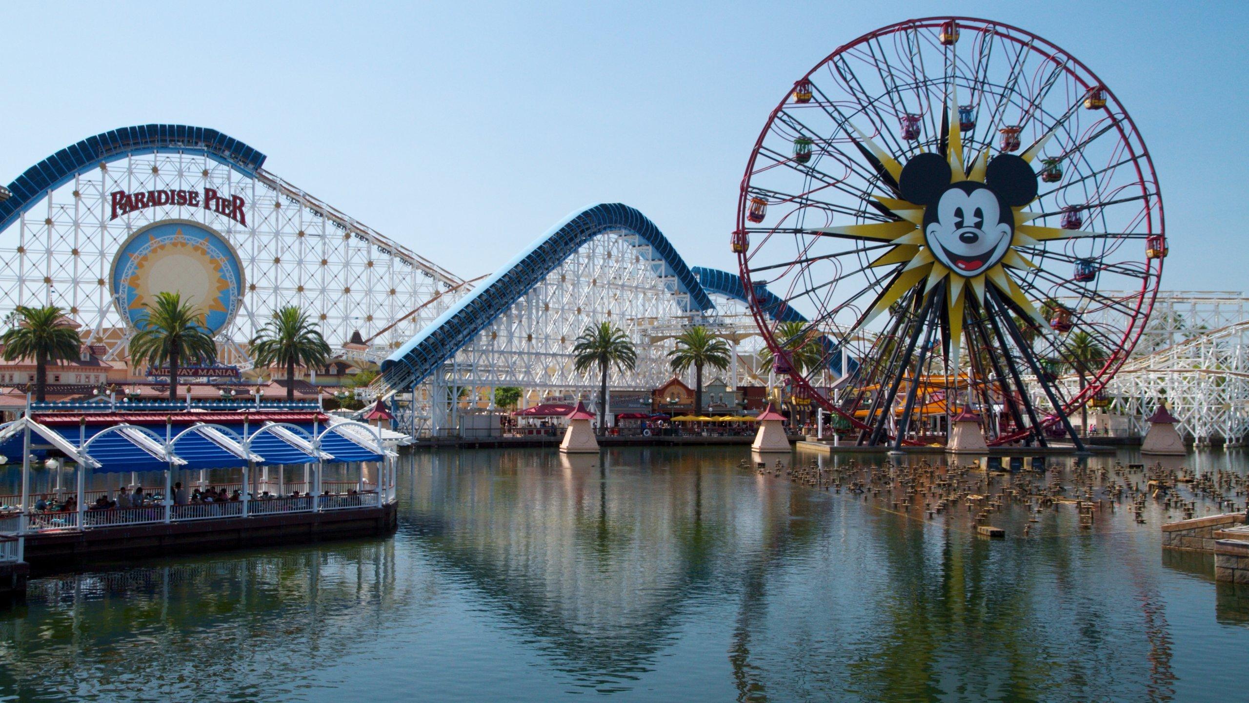 Disney California Adventure Park - Anaheim, California
