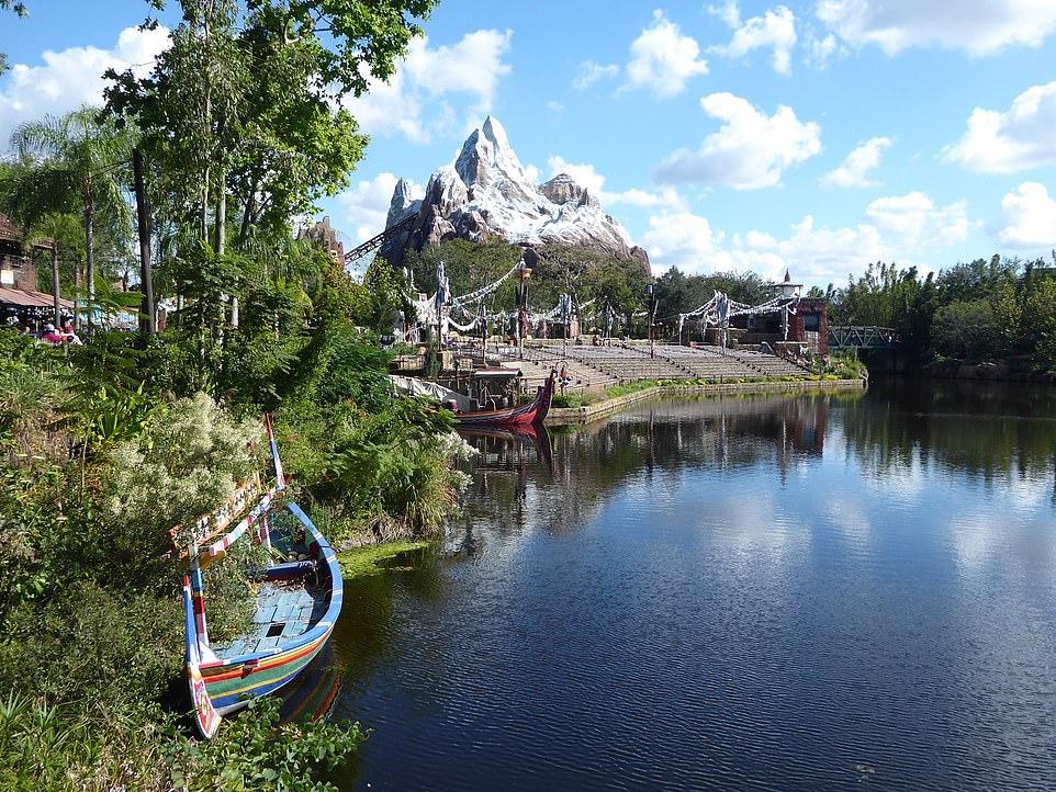 Disney's Animal Kingdom - Orlando, Florida
