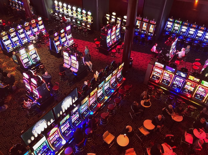 Facts About Slot Machines That Will Blow Your Mind
