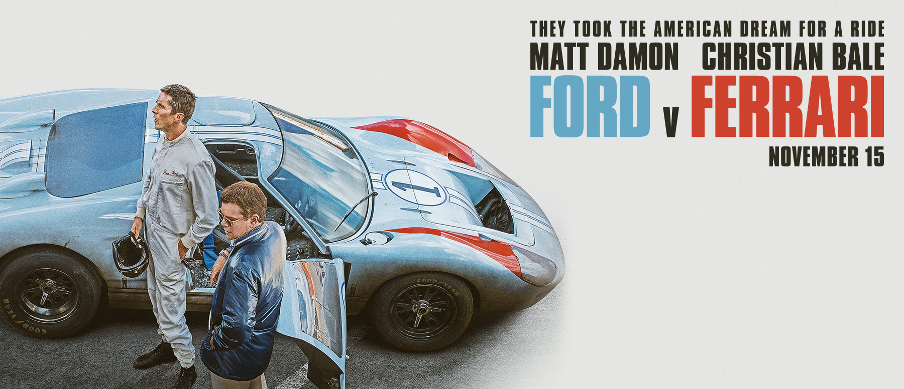 Ford v. Ferrari (2019)