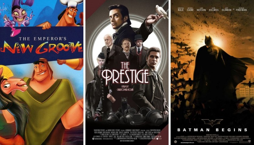 Movies With No Expectations