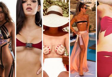 See Through Bikini By Cult Gaia