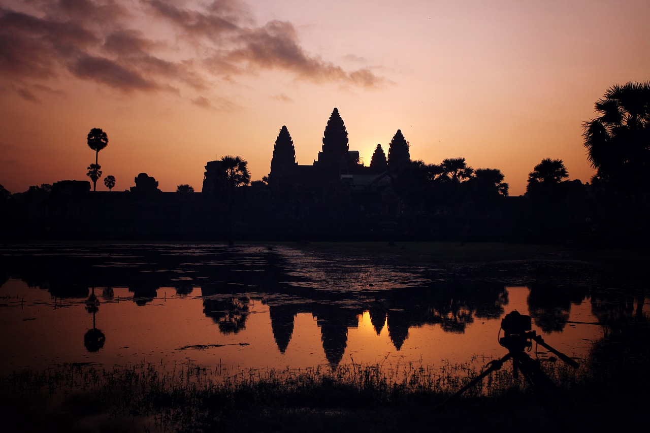 Cambodia - Best Destinations In Asia For A Romantic Holiday