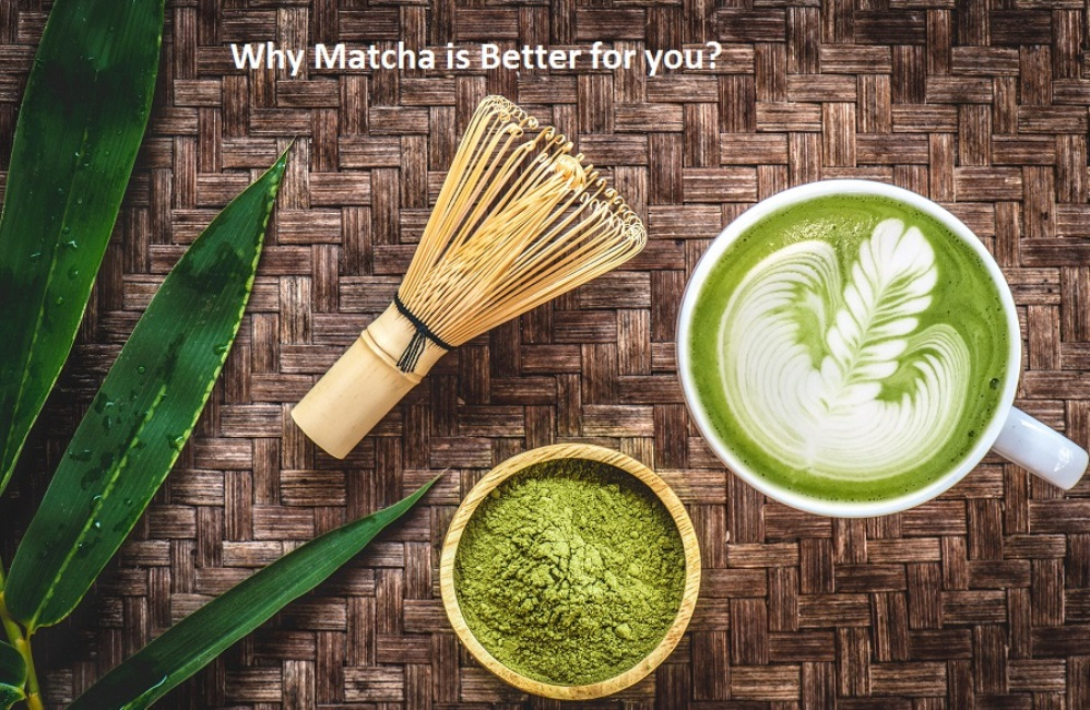 Matcha Better For You