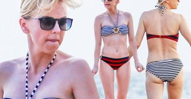 Anna Faris Bikini