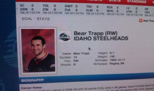 Bear Trapp