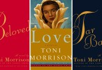 Books Of Toni Morrison