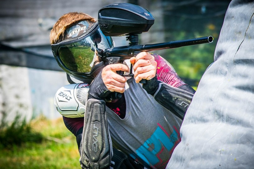 Choosing The Right Paintball Gun For You