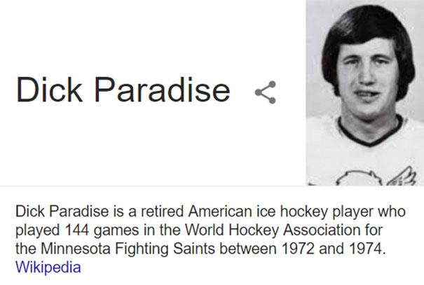 Dick Paradise